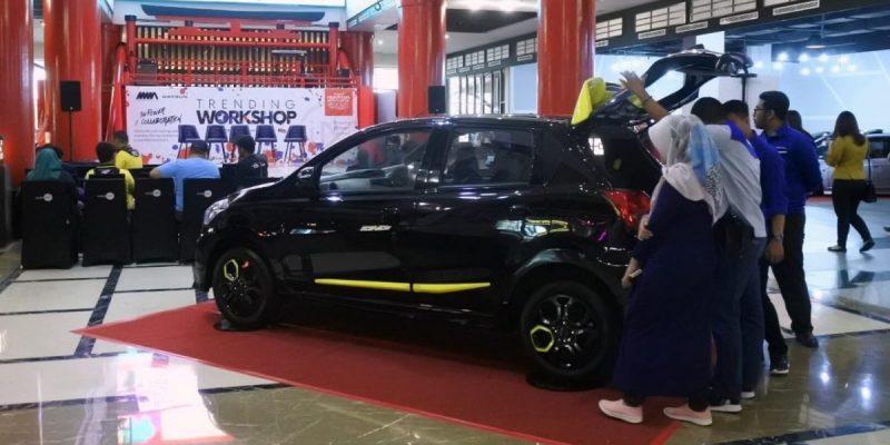 Datsun Dukung Trending Workshop NMAA 2019 di Makassar