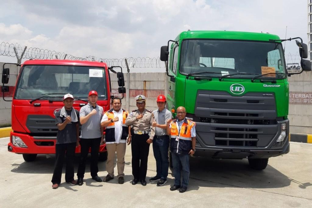UD Trucks Ingin Ciptakan Pengemudi Handal