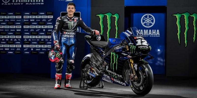 Maverick Vinales Sambut MotoGP 2019, Beast Mode On!