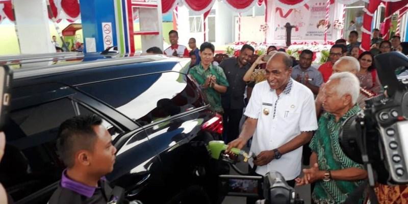 Pertamina Jamin Pasokan BBM Satu Harga Di Maluku Papua