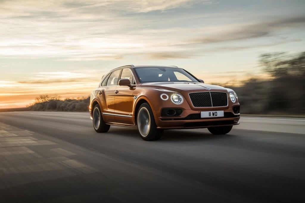 New Bentley Bentayga Speed, SUV Tercepat di Dunia