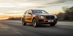 New Bentley Bentayga Speed, SUV Tercepat di Dunia