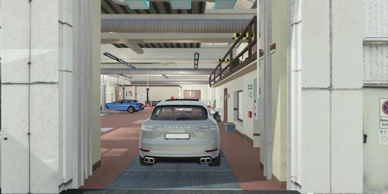 Startup Ini Mudahkan Perawatan Berkala Porsche di Bengkel
