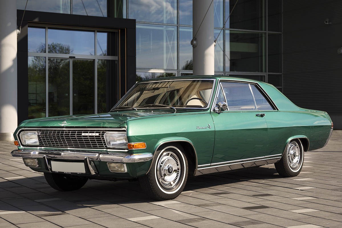 Opel Diplomat V8 Coupe