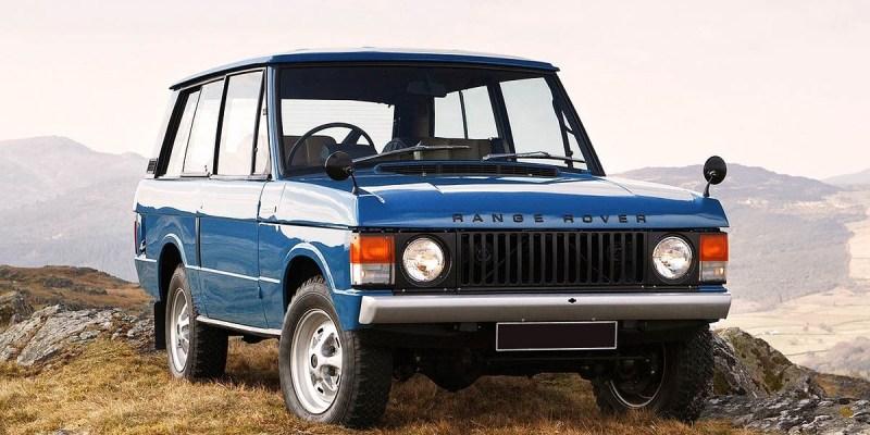 Range Rover Mk1