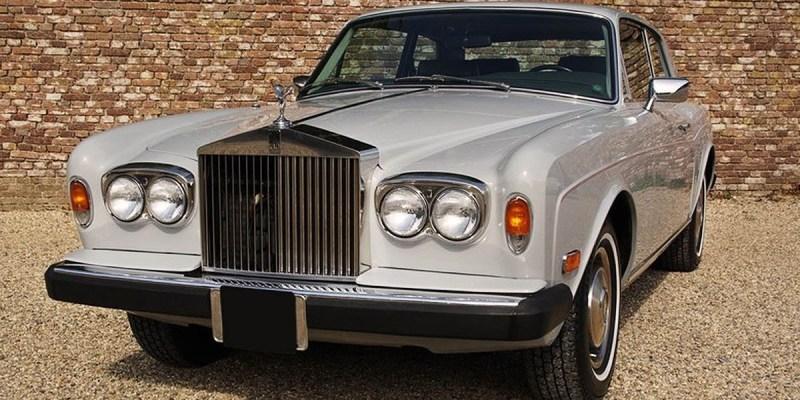 Rolls-Royce Corniche I