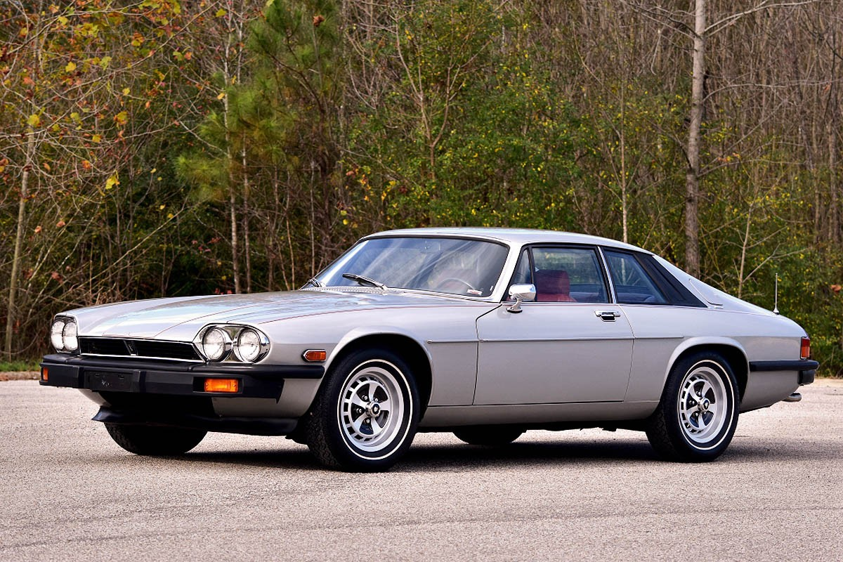 Jaguar XJ-S Pre-HE