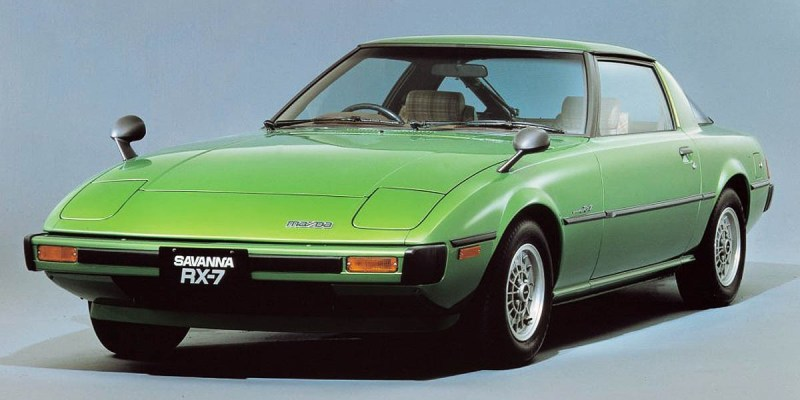 Mazda RX-7 First Generation