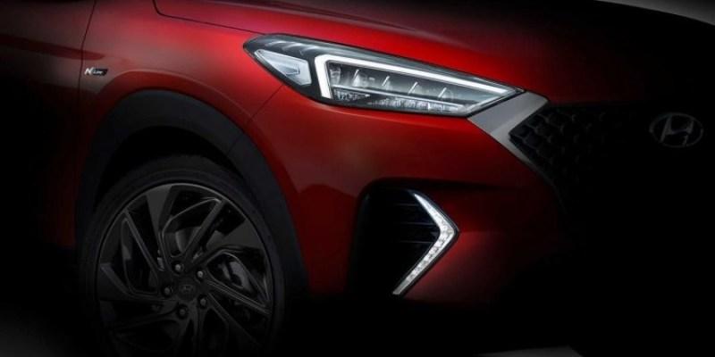 Hyundai Tucson facelift Mulai Tebar Pesona