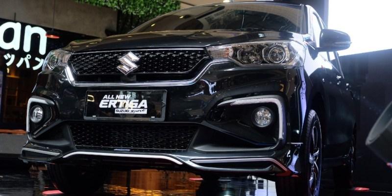 Besok, All New Ertiga Suzuki Sport Meluncur Serentak di 4 Kota