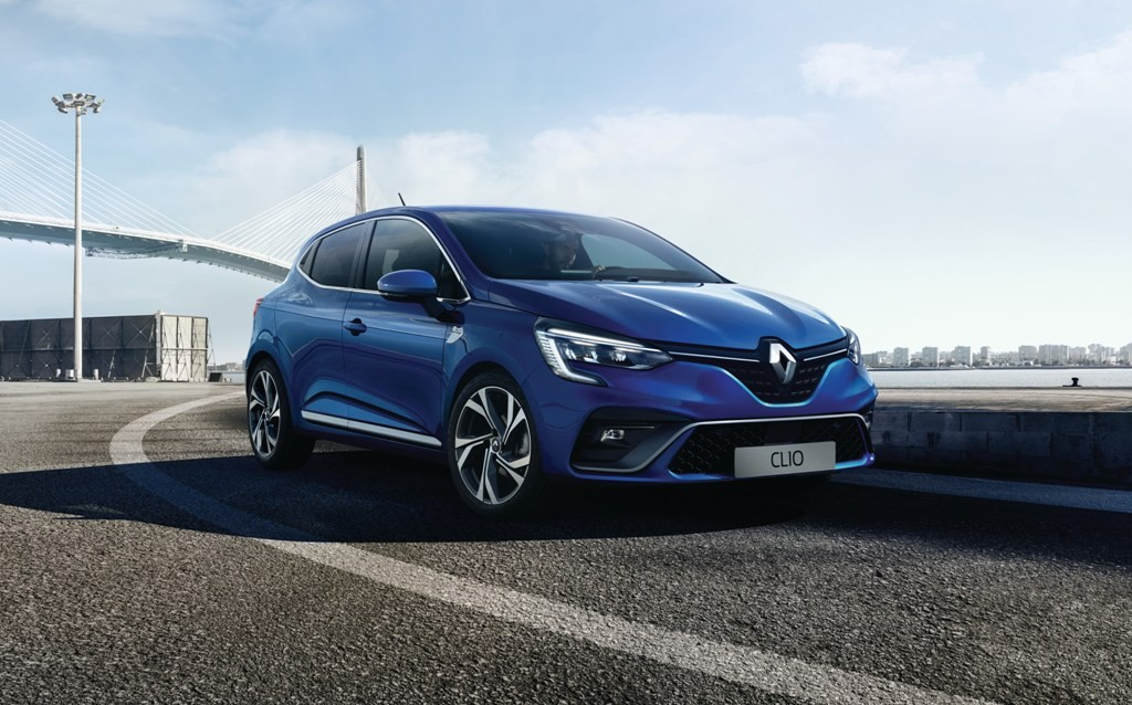 All New Renault Clio, City Car Perancis Paling Aman