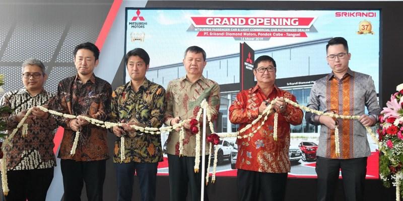 PT MMKSI Buka Dealer ke-128 di Tangerang Selatan