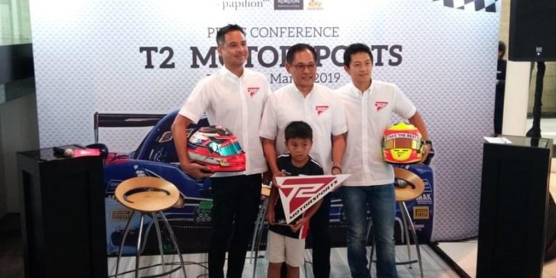 Rio Haryanto Tahun Ini Balap Lagi Geber Ferrari 488 GT3