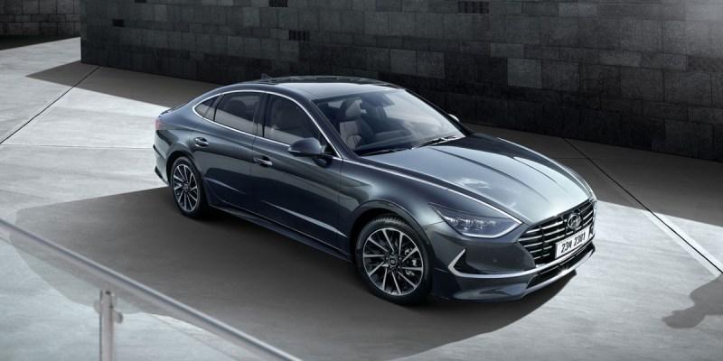 All New Hyundai Sonata, Mempertegas Posisi