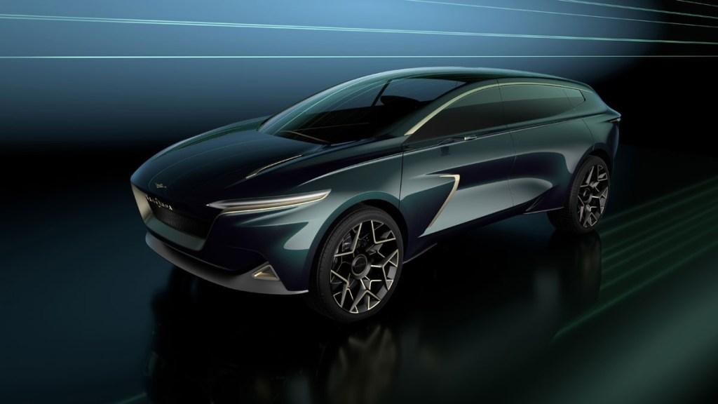 Aston Martin Lagonda Siap Produksi Tahun 2020