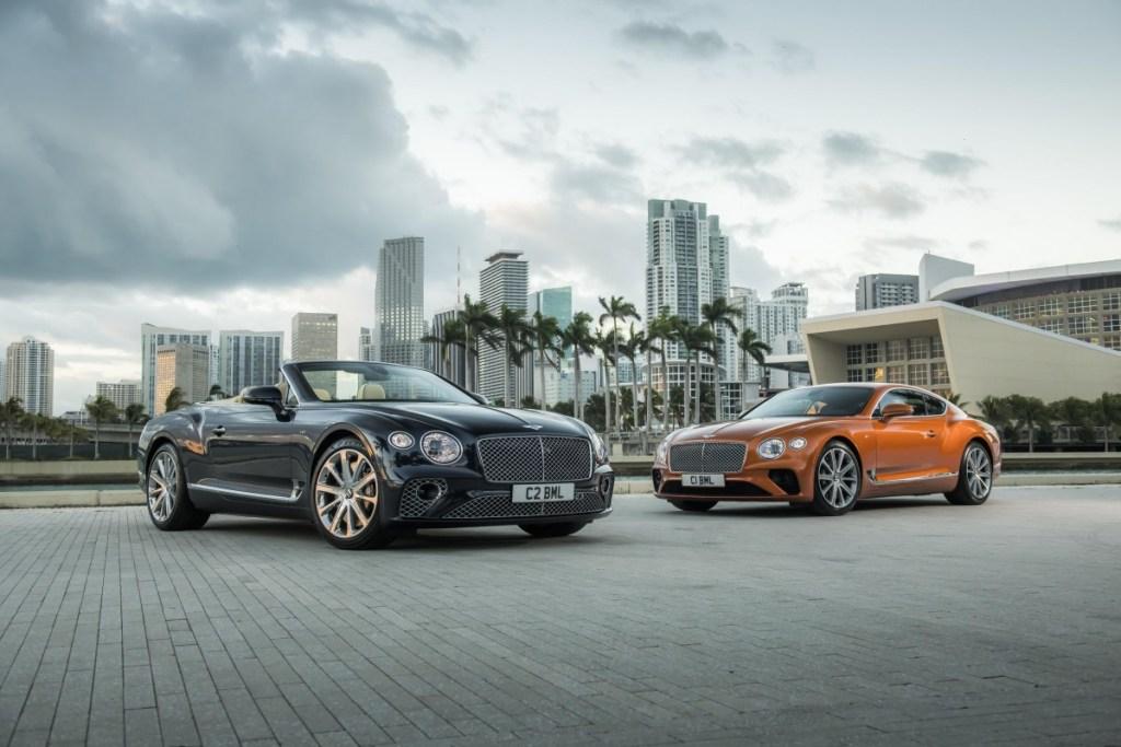 Bentley Continental GT V8, Kuat dan Bisa Irit!