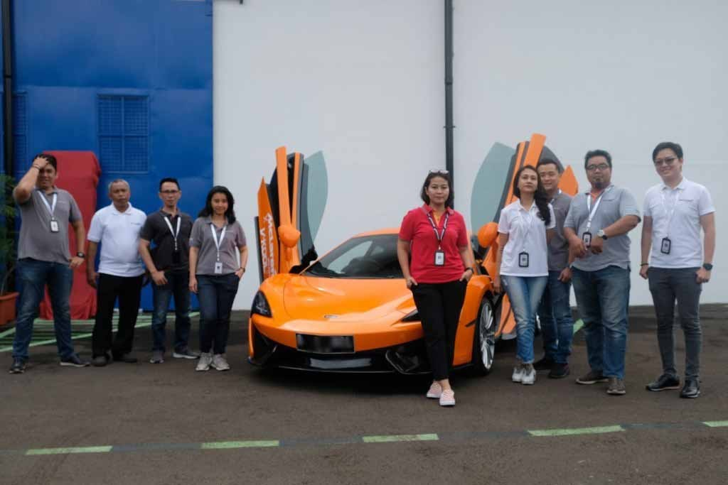 Prima Berkat Gemilang, Mitra Resmi McLaren Jakarta
