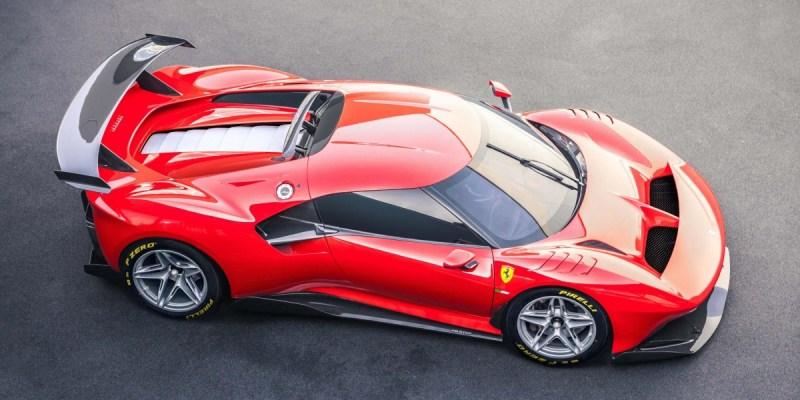 Ferrari P80/C, Permintaan Konsumen Paling Ekstrim