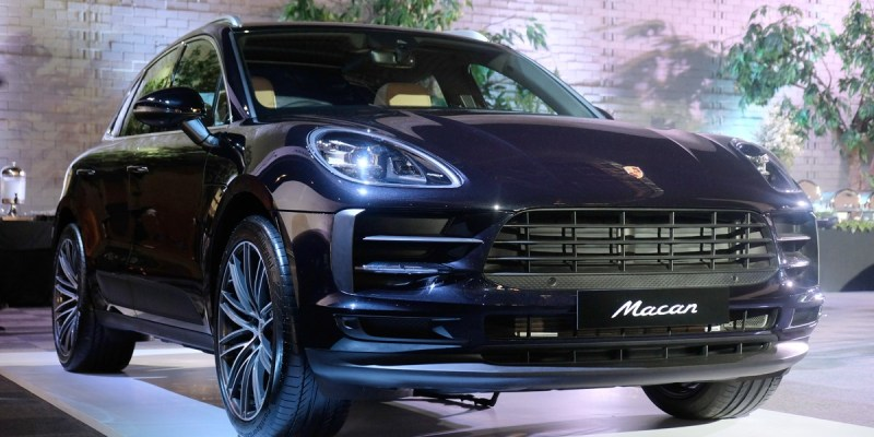 New Porsche Macan, SUV Rasa 'Sports Car'