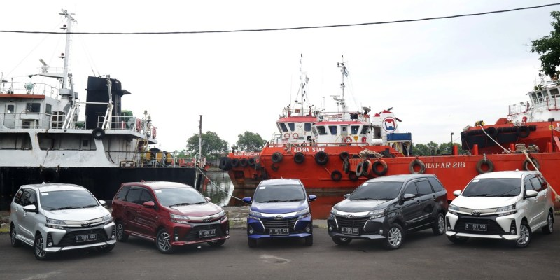 'Journalist Test Drive' New Avanza dan New Veloz