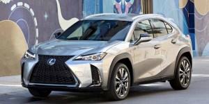 The Newest Lexus UX Hadir di Indonesia