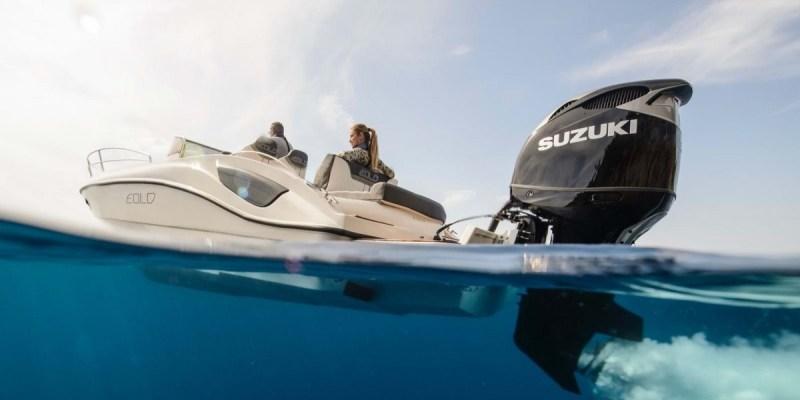 Tren Suzuki Marine Indonesia Makin Positif, Kini Punya 9 Dealer