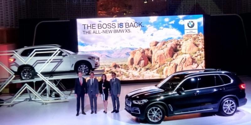 BMW X5 Generasi Terbaru Resmi Meluncur, Harganya Rp 1,4 Miliaran