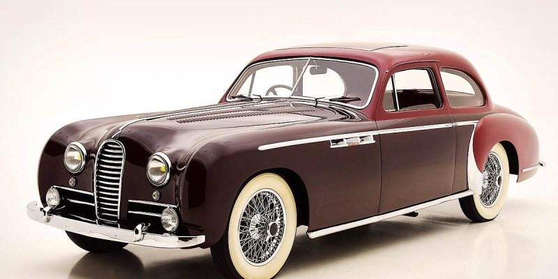 Talbot-Lago Record T26