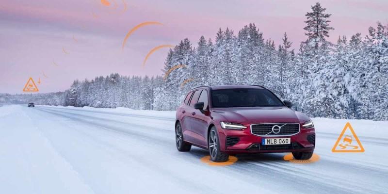 Volvo Cars Kembangkan Fitur Peringatan Dini Kecelakaan