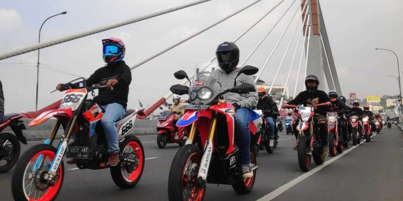 Supermoto Street Modification, Ajang Kumpul Supermoto Jawa Barat