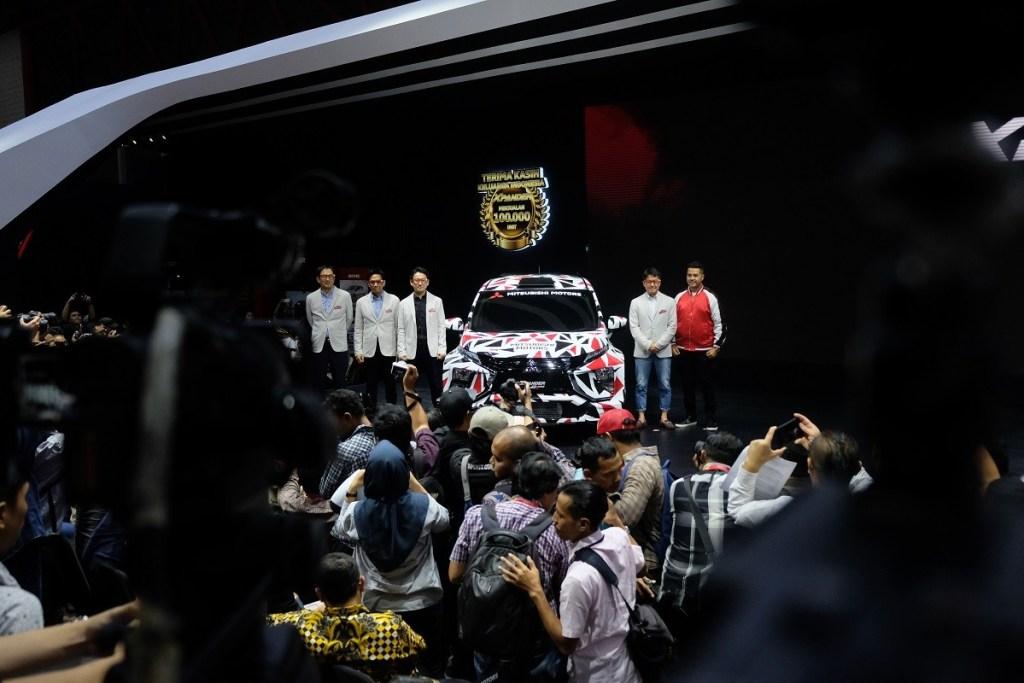 Mitsubishi Hadirkan Anji, Ari Lasso dan RAN di IIMS 2019