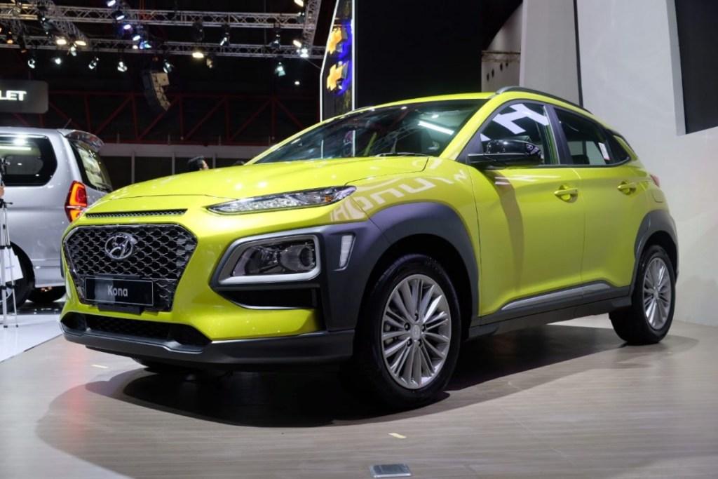 Hyundai Kona Lebih Murah dari Mazda CX-3