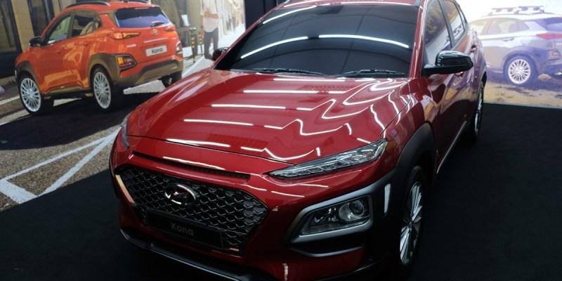 Hyundai Kona Tinggal Tunggu Harga dan Spesifikasi