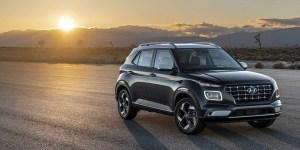 Hyundai Venue Resmi Nongol di New York