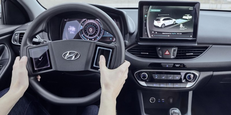Hyundai Kembangkan Virtual Cockpit