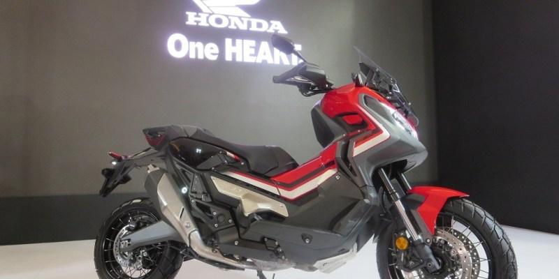 Akhirnya Harga Honda X-ADV Keluar di IIMS 2019, Mahal?