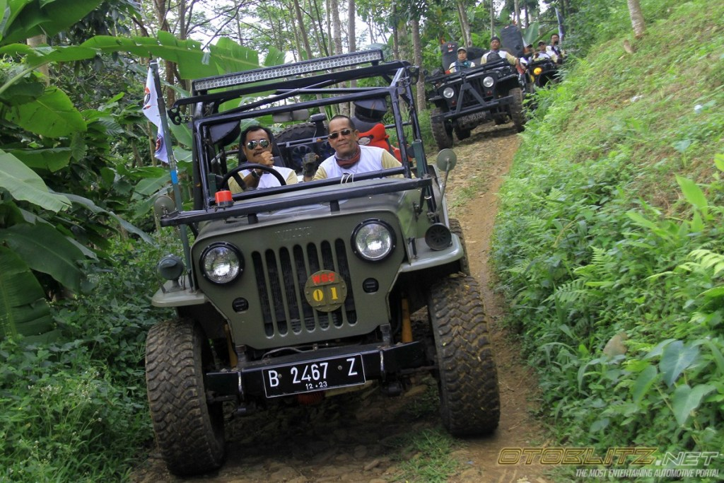Highlight 'Willys Owners Indonesia-Carita Charity Gathering 2019'