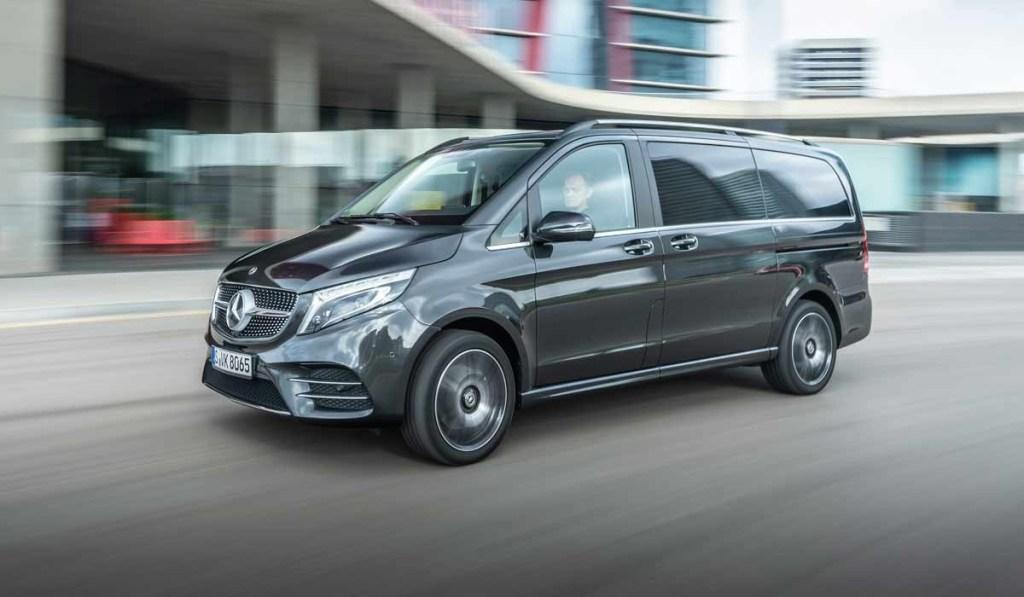 New Mercedes-Benz V-Class, Andalkan Diesel