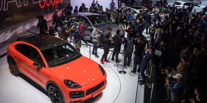 Porsche Cayenne Coupe Auto Shanghai_02