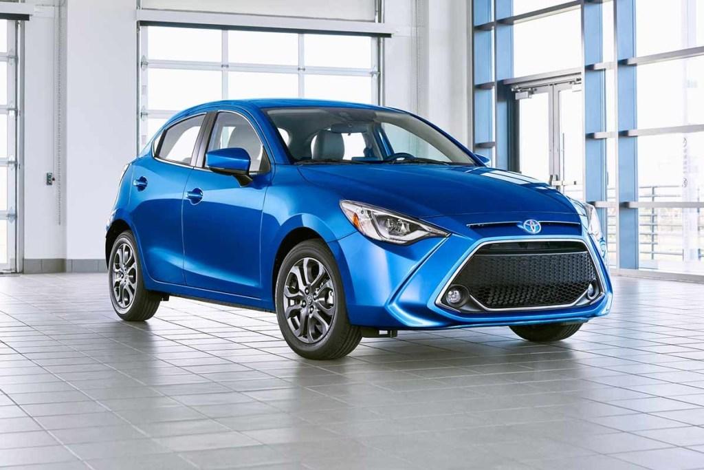 Toyota Yaris Hatchback lansiran 2020, Lebih Keren