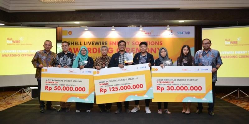 Ini Cara Shell Indonesia Rangsang Kreatifitas Energi Terbarukan