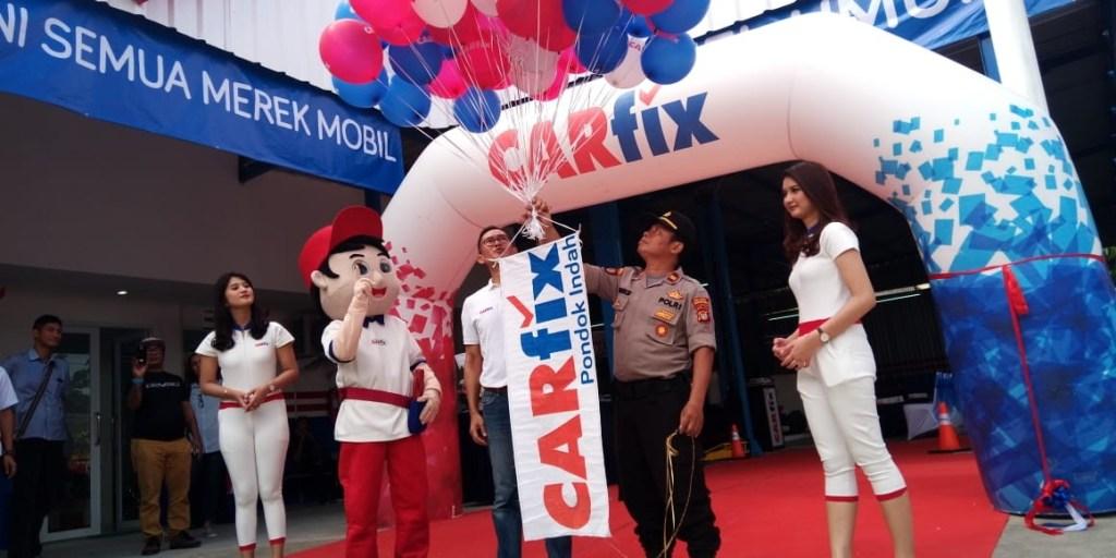 Didukung Peralatan Modern, CARfix Resmikan Outlet ke-14 di Jakarta
