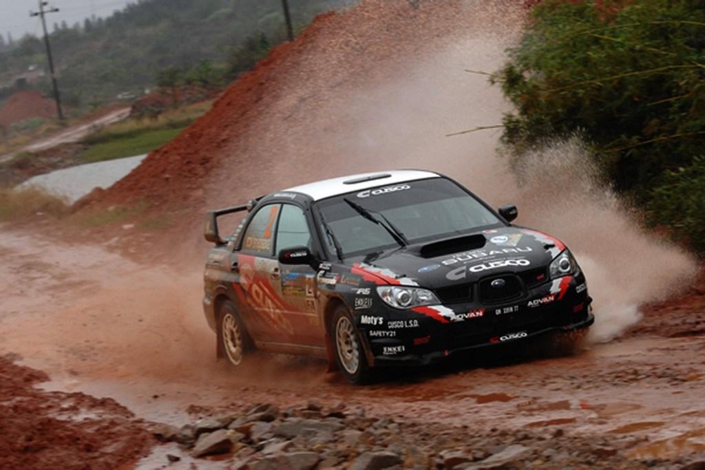 Medan Siap Sukseskan Asia Pacific Rally Championship