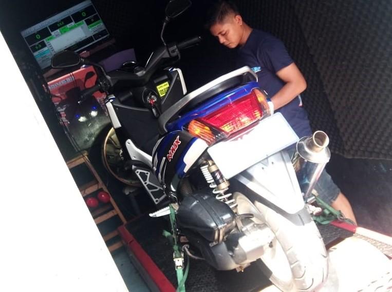 Tips Dongkrak Tenaga Yamaha Nmax Sebelum Mudik
