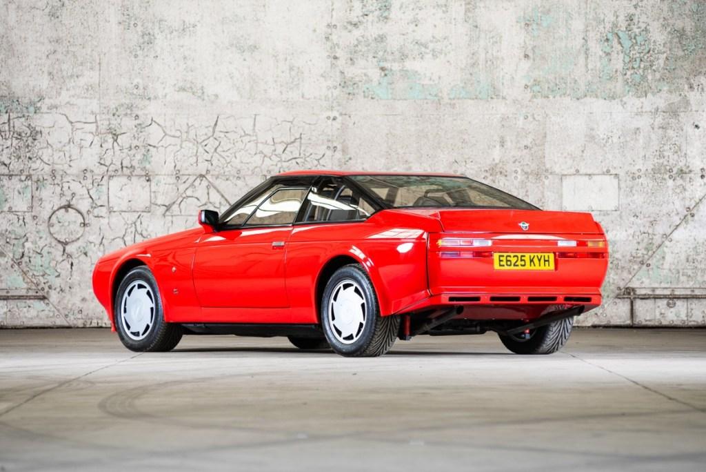 Aston Martin V8 Zagato prototype, Berani Tebus?