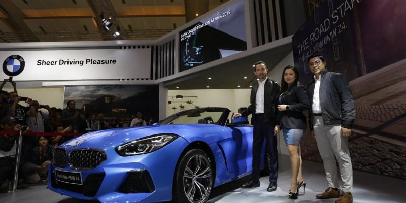 BMW Group Indonesia Senang dengan Hasil Penjualan di IIMS 2019