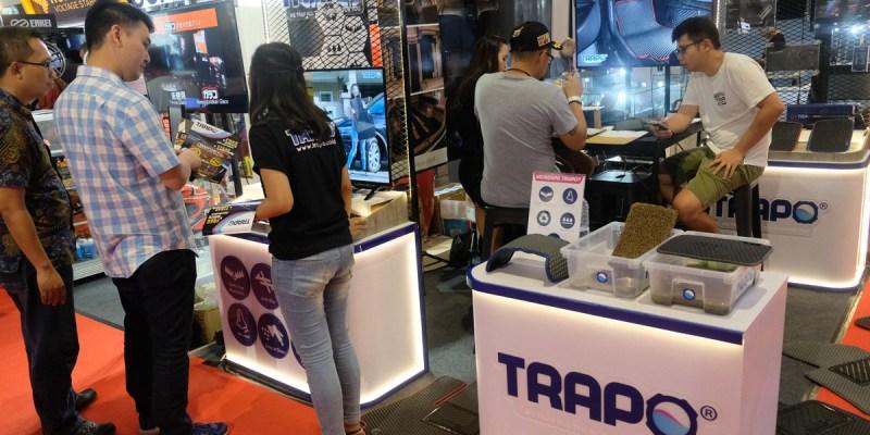 TRAPO, Karpet Kustom Anti Bau dan Mudah Dibersihkan
