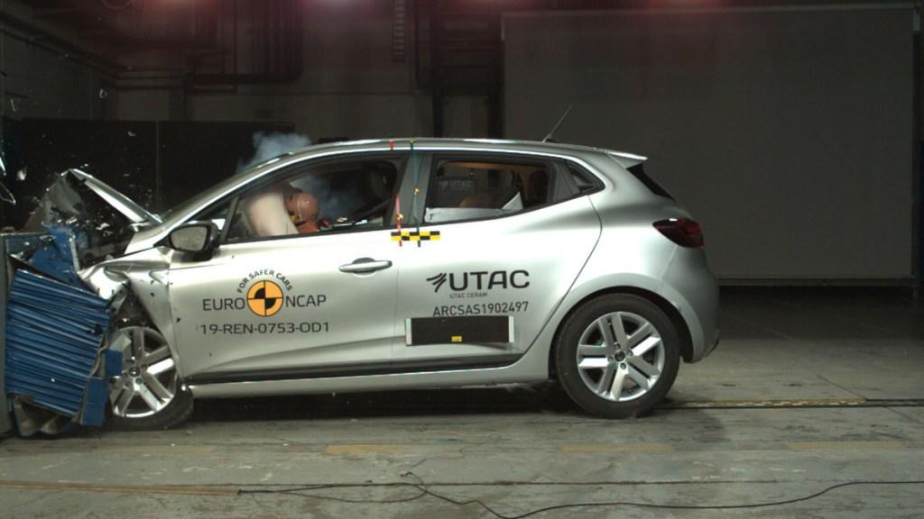 All New Renault Clio, City Car Perancis Paling Aman