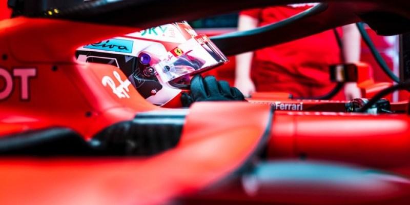 Tim Ferrari Hari Ini Evaluasi SF90 dan Pirelli di Barcelona