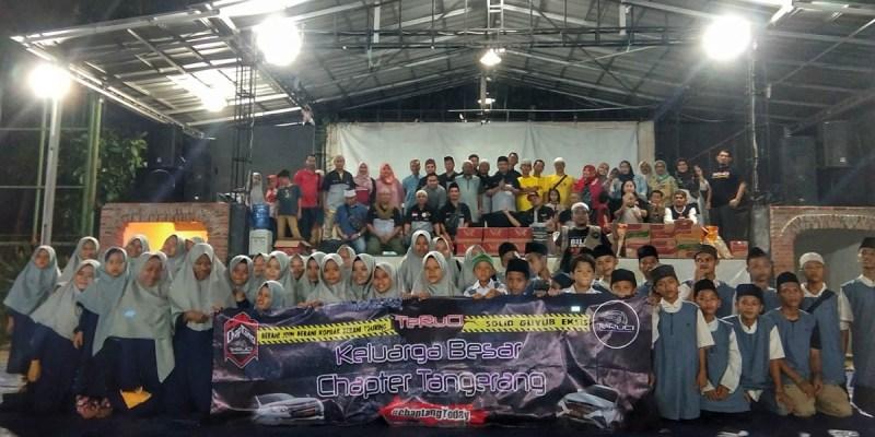 Road Show CSR, TeRuCi ChapTang Bukber di Bogor